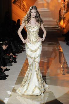 stunning.  Zuhair Murad - Paris Haute Couture Spring/Summer 2011