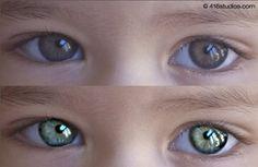 Eye Sharpening - Photoshop Tutorial