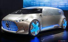 Mercedes-Benz 'Vision Tokyo' Concept