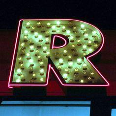 letter R by Leo Reynolds, via Flickr