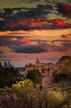 New Mexico lands are enchanted! !