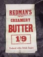 vintage grocery shop shillings and pence 1920's antique butter British Empire