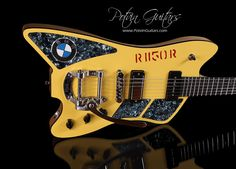 Potvin Guitars Mercury BMW
