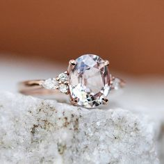 best=Moody Engagement Ring Color change sapphire ring Rose gold engagement ring Campari ring oval ring Sapphire ring by Eidelprecious Sweater Dresses UK Colored Engagement Rings, Rose Gold Engagement Ring, Solitaire Engagement, Vintage Engagement Rings, Wedding Engagement, Moonstone Engagement Rings, Blake Lively Engagement Ring, Gold Band Engagement Rings, Cubic Zirconia Engagement Rings