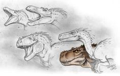Dinosaurs by marciolcastro on DeviantArt