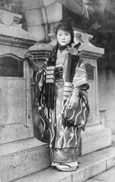 The early Showa era, women