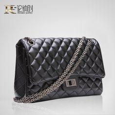 2013 new handbag classic Lingge chain bag retro shoulder bag Messenger bag tide of fashion Ms. Free Post