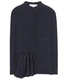 mytheresa.com - Seidenbluse - Luxury Fashion for Women / Designer clothing, shoes, bags