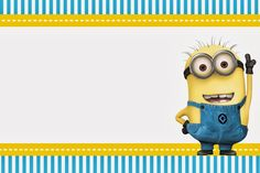 Minions invitations as well as having up to date invitatios card with bewitching free invitation templates printable 6