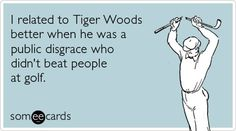 Tiger Woods - do you like his golf or lifestlye ;-)
