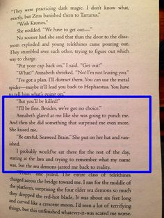 OH MY BABIES! Back when Percy and annabeth were babies