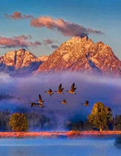Grand Tetons. One of the most breathtaking places on earth!