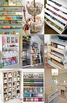 Craft Room Ideas and Layouts | Craft-Room