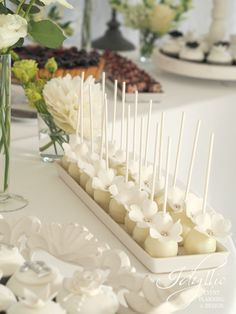 candy bar nunta / design si productie Idyllic Events / wedding candy bar / amazing popcakes