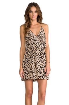 Rory Beca Marti Wrap Dress in Le-Le from REVOLVEclothing