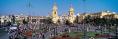 The last census records a population of 8,472,935 in metropolitan Lima, about one-third of the population of Peru.