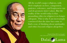 Ethics beyond religions