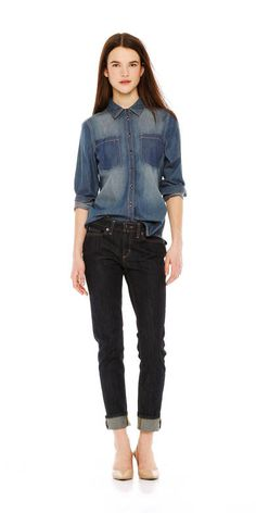 Classic Denim at a reasonable price.