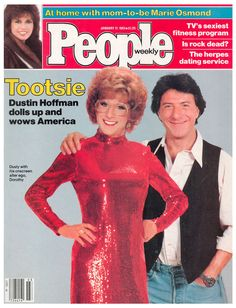 Tootsie...such a classic