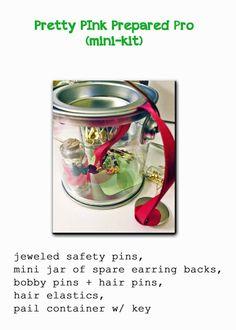 Pretty Pink Prepared Pro MiniKit by pinkponiesshop