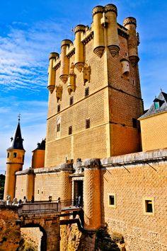 *SPAIN ~ Alcázar of Segovia,