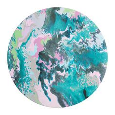 Pastel & Teal Musk Acrylic Wall Art by Art Illusions. Get it now or find more Shop All Wall Art at Temple & Webster.