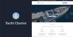 Yacht Charter - WordPress Theme by quitenicestuff Introducing Yacht Charter WordPress Theme Yacht Charter is a modern WordPress theme designed specifically for yachting, boating, w