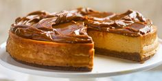Salted Caramel Cheesecake - Do you need healthy and delicious recipes? Our selection of nutritional recipes are sure to satisfy. Breakfast, lunch, dinner, dessert and snacks, are sorted.