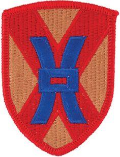 135 Sustainment Cmd Unit Crest (Substaining Freedom)