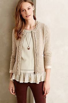 Envalira Sweater Jacket