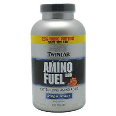 Twinlab Amino Fuel 1000 Body Building Amino Acids, Lean Muscle, 250 Tablets --- http://www.amazon.com/Twinlab-Amino-Building-Muscle-Tablets/dp/B000GC7DH0/?tag=sokulejulians-20
