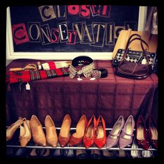 Closet Conservation Mix Match, Conservation, Events, Celebrities, Closet, Shopping, Style, Fashion, Swag