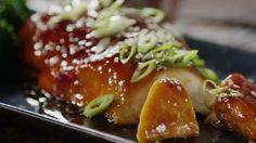 Oven Baked Chicken Teriyaki Allrecipes.com