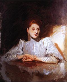Madame Helleu - John Singer Sargent
