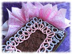 Vapun murobrownies  #vappu #leivonta #brownies #resepti #ohje Chocolate, Schokolade, Chocolates