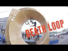 BMX OBSTACLE COURSE! - YouTube