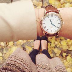 Corniche watch, photo by Carin Olsson