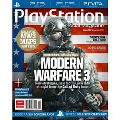 PlayStation: The Official Magazine (November 2011).
