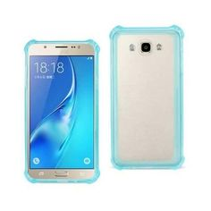 d47da0dd219 Reiko Samsung Galaxy Transparent Tpu Case Clear Navy With Cushion Shock  Absorption Technology