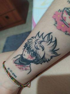 Anime Tattoos, Funny Tattoos, Leg Tattoos, Body Art Tattoos, Tattoo Drawings, Small Tattoos, Cool Tattoos, Dream Tattoos, Future Tattoos