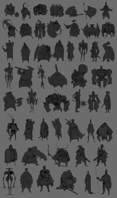 Knight sketch by DeadSlug on DeviantArt