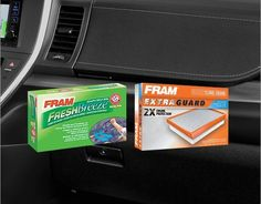 Keep The Inside Of Your Car Smelling Fresh With Fram Fresh Breeze Cabin Air Filters  C B Auto Accessoriescanadian Tireair