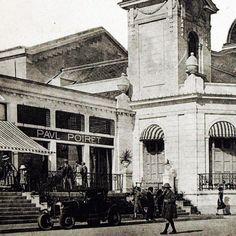 Magasin Paul Poiret au casino de La Baule sur Mer (circa 1920)