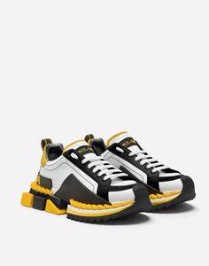 Dolce And Gabbana Develops Super King Sneaker Designed For