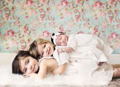 Sisters.... Sweetest pic ever!!!