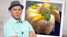 Recepty Ládi Hrušky - Vaječná superjednoduchá tlačenka Fresh Rolls, Recipies, Vegetables, Ethnic Recipes, Celebrity, Recipes, Food Recipes, Rezepte, Vegetable Recipes