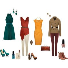 warm autumn looks by sarah-louise-jones on Polyvore featuring Coast, Forever Unique, LIFEwithBIRD, Burberry, Oasis, Gucci, Acne Studios, Charlotte Olympia, Topshop and Meckela