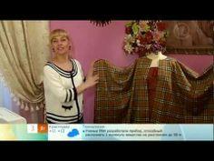 Ольга Никишичева. Пончо на весну - YouTube