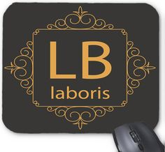 Monogram Letters with Decorative borders Mouse Pad #MousePad # MousePadCustom #BlackBackgroundMousePad #FashionMousePad #AlphabetMousePad https://www.amazon.com/Monogram-Letters-Decorative-borders-Mouse/dp/B01HG5F5UQ?ie=UTF8&*Version*=1&*entries*=0