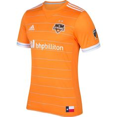 adidas Houston Dynamo Authentic Home Jersey 2017 - WorldSoccershop.com | WORLDSOCCERSHOP.COM